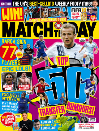 Match of the Day Issue 389