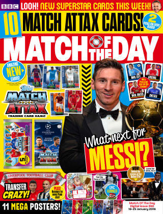 Match of the Day Issue 390