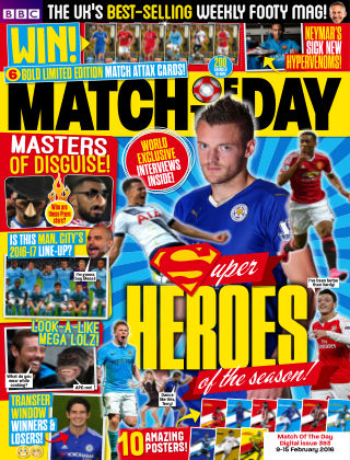 Match of the Day Issue 393