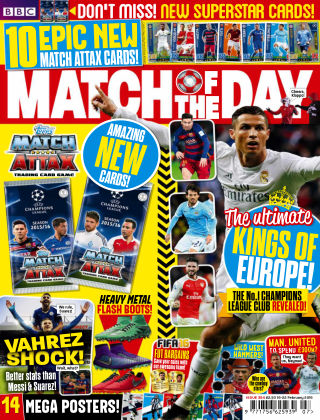 Match of the Day Issue 394