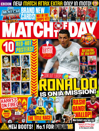 Match of the Day Issue 397