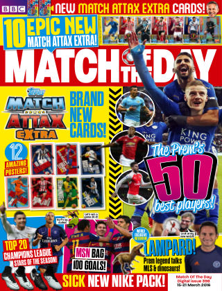 Match of the Day Issue 398