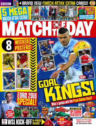 Match of the Day Issue 399