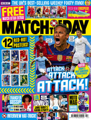 Match of the Day Issue 401
