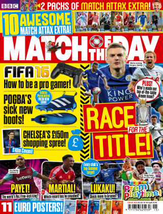 Match of the Day 402
