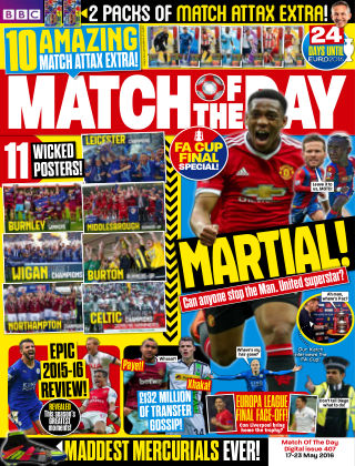 Match of the Day Issue 407