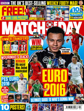 Match of the Day Issue 409