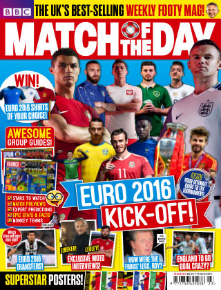 Match of the Day Issue 410