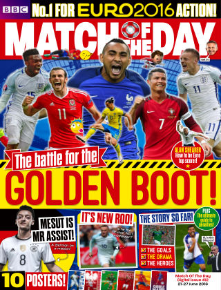 Match of the Day Issue 412