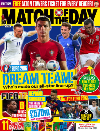 Match of the Day Issue 413
