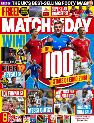 Match of the Day Issue 414