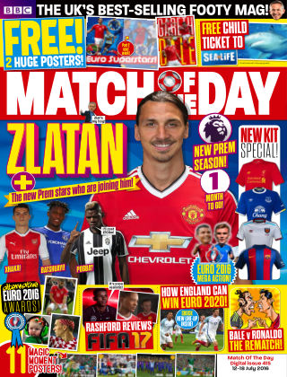 Match of the Day Issue 415