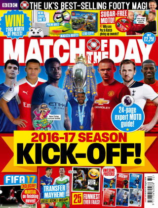 Match of the Day Issue 419