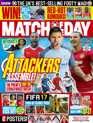 Match of the Day Issue 421