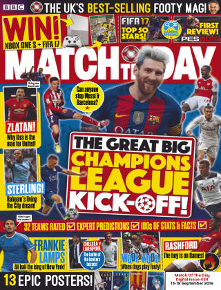 Match of the Day Issue 424