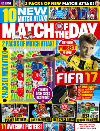Match of the Day Issue 426