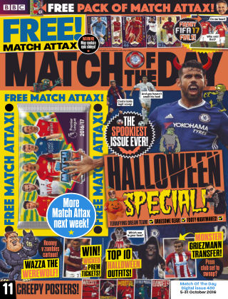 Match of the Day Issue 430