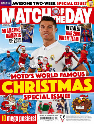 Match of the Day Issue 434