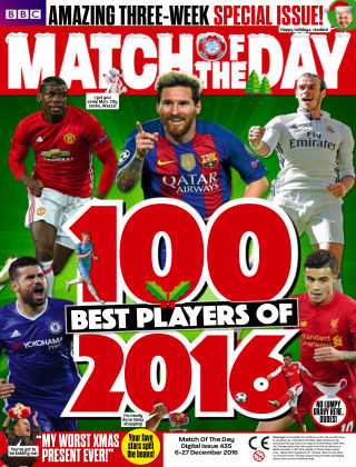 Match of the Day Issue 435