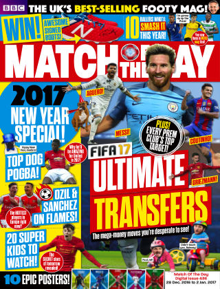 Match of the Day Issue 436