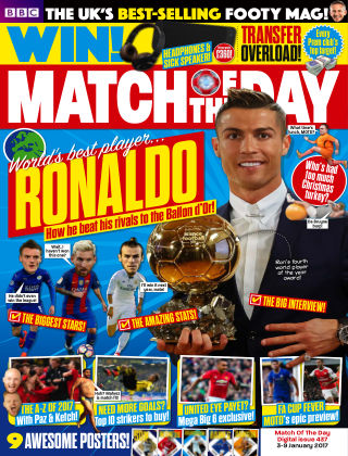 Match of the Day Issue 437