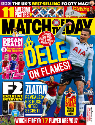 Match of the Day Issue 438