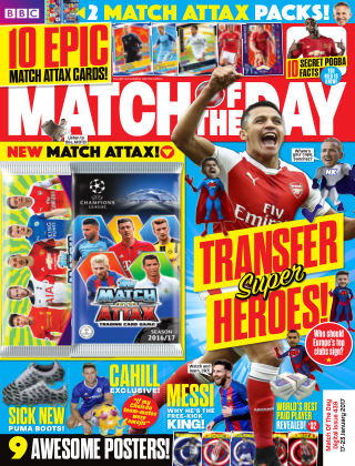 Match of the Day Issue 439