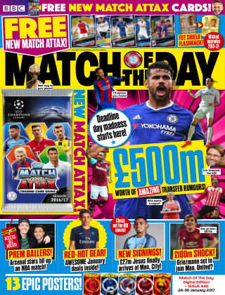 Match of the Day Issue 440