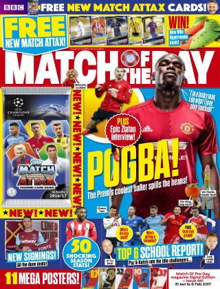 Match of the Day Issue 441