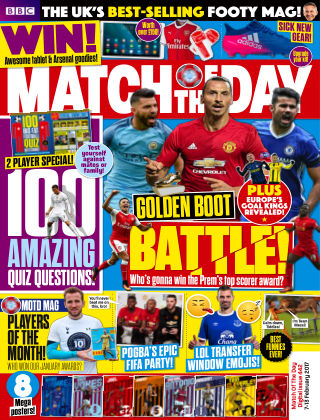 Match of the Day Issue 442