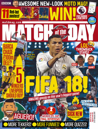 Match of the Day Issue 444