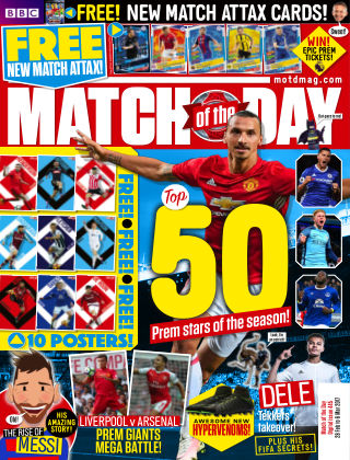 Match of the Day Issue 445