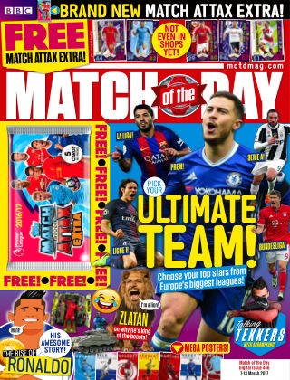 Match of the Day Issue 446