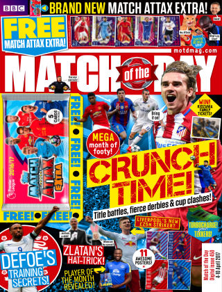 Match of the Day Issue 450