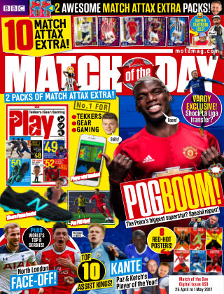 Match of the Day Issue 453