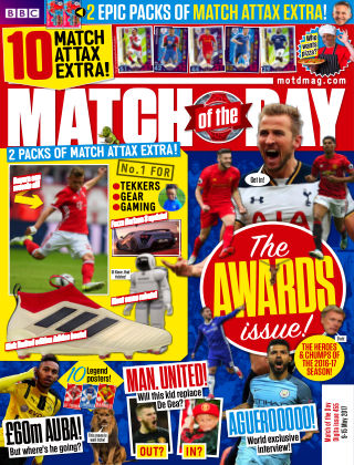 Match of the Day Issue 455