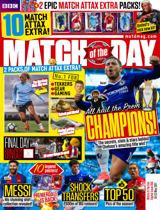 Match of the Day Issue 456