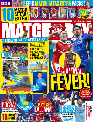 Match of the Day Issue 457