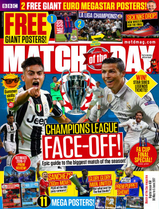 Match of the Day Issue 458