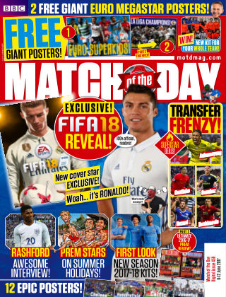Match of the Day Issue 459