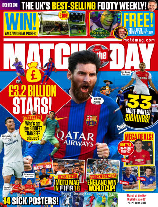 Match of the Day Issue 461