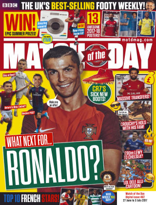 Match of the Day Issue 462