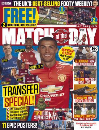 Match of the Day Issue 464