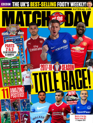 Match of the Day Issue 467