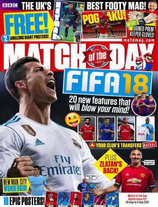 Match of the Day Issue 471