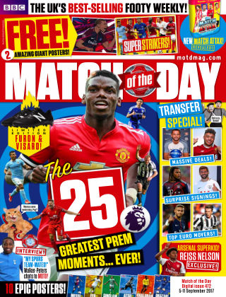 Match of the Day Issue 472