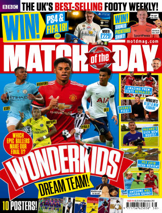 Match of the Day Issue 474