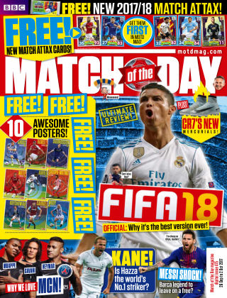 Match of the Day Issue 475