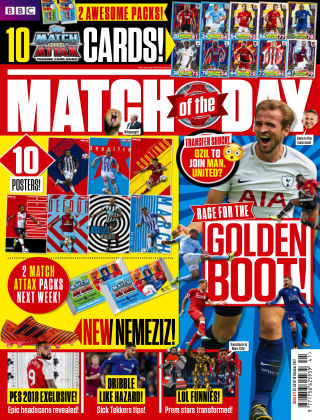 Match of the Day Issue 477
