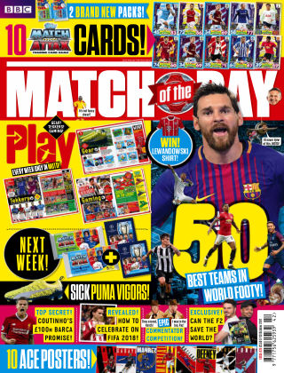 Match of the Day Issue 478